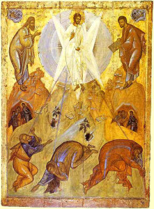 Theophanes the Greek The Transfiguration