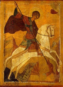 Icon-St-George-and-the-Dragon