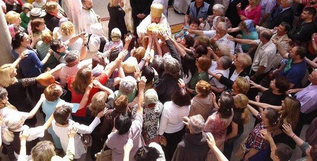 Отец Сава Дечански: За причестувањето